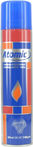 Atomic Gas 300ml -